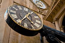 Old Church Clocks, London