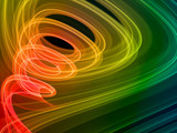multicolored abstract background, high quality rendered image