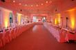 canvas print picture - Festsaal