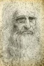 Leonardo Da Vinci Self-Portrai...