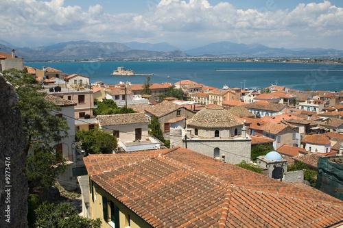 Nauplie in Greece
