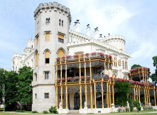 Photo Castle Hluboka,Czech