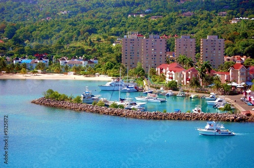 Valokuva  Port of Ocho Rios in Jamaica