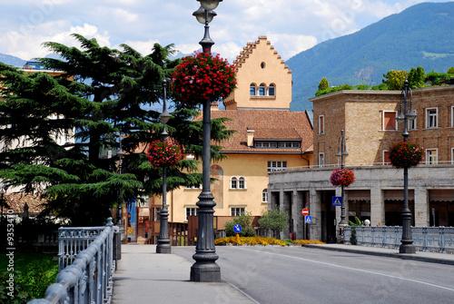 Fotografie, Obraz  Bolzano Alto Adige