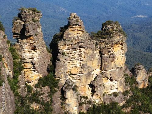 Photo  Three Sisters, Blue Mountains / Australia