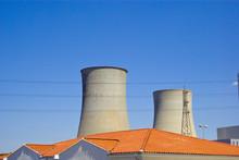 Tour De Centrale Nucleaire