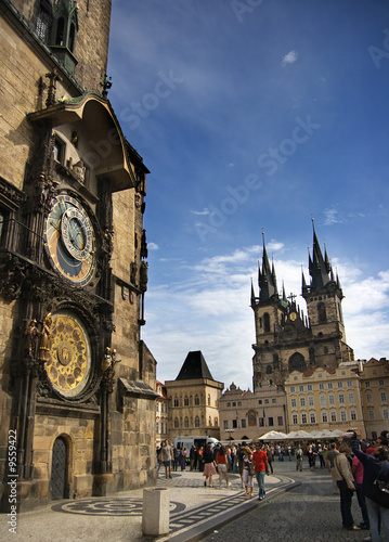 Staande foto Praag Prag altstadt