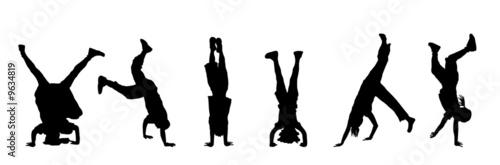 Fotografia handstands