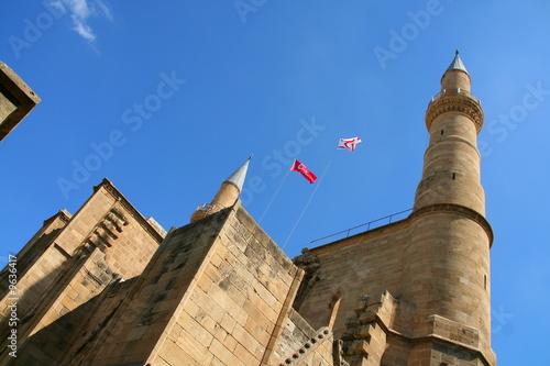 Photo  Ancienne Cathédrale Ste Sophie, Nicosie