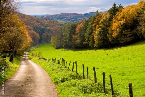 Fototapeta krajobraz wiejski-krajobraz