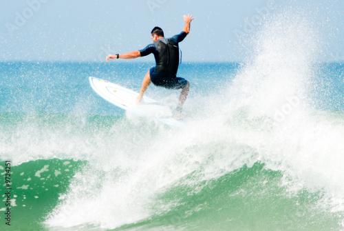 Fotografie, Obraz  Surf 55