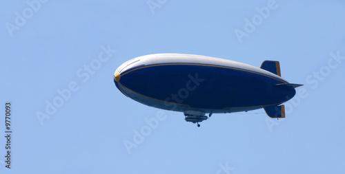 Fotografie, Obraz  Airship