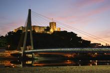 Vista Del Castillo Sohail En F...