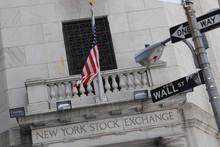 Wall Street à New-York