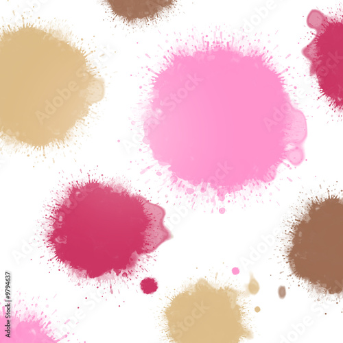 Fotografia, Obraz  taches couleurs