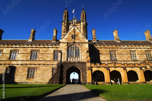 fototapeta na drzwi i meble The University of Sydney