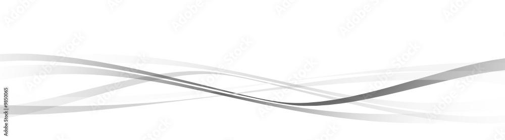 Fototapeta vecteur série - courbe vectorielle design