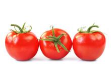 Three Vine Ripened Truss Tomat...