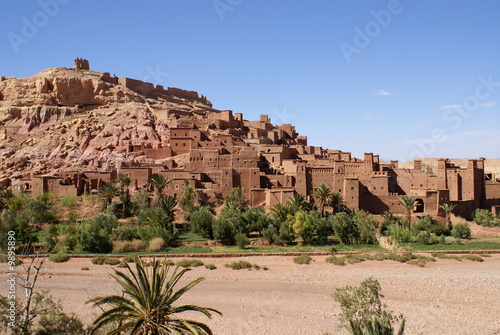 Spoed Foto op Canvas Marokko Ait Ben Hadou