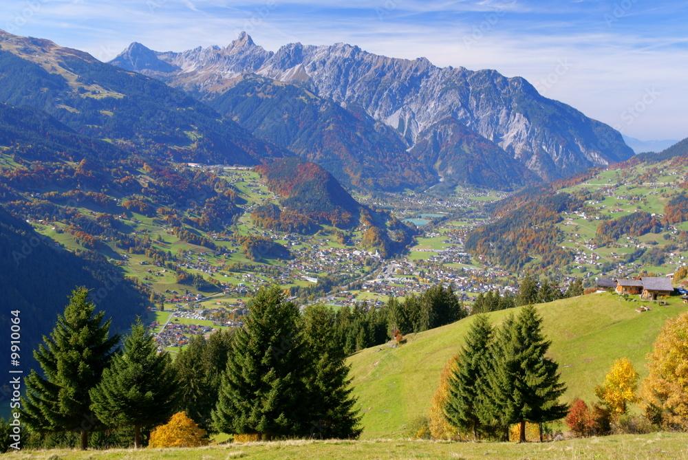 Fototapety, obrazy: Bergwelt
