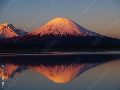 фотография Vulkan Parinacota