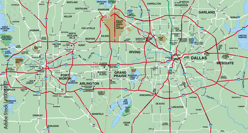 Dallas-Fort Worth Metropolitan Area