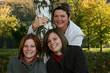 canvas print picture - Mutter mit Töchtern