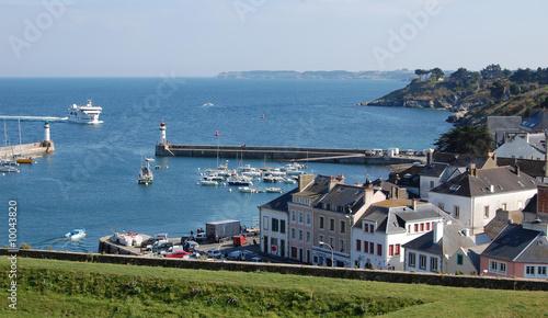 Fotografija port du palais (Belle-île)