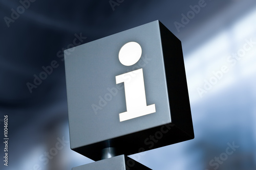 Fotografía  Information Symbol