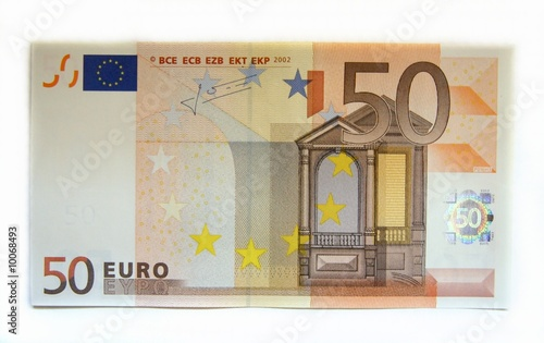 Fotografie, Obraz  50 Euro