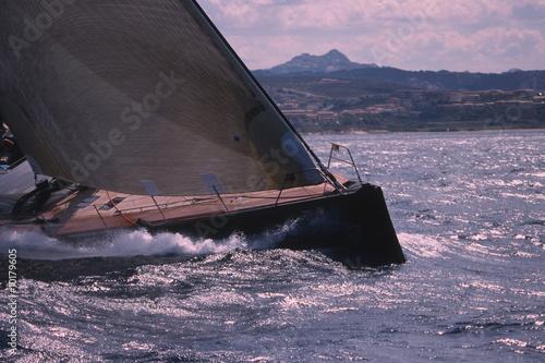 Foto  Segelboot