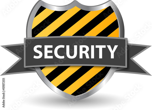 Fotografering  Security Shield