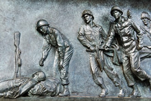 World War II Memorial - Detail, Washington DC