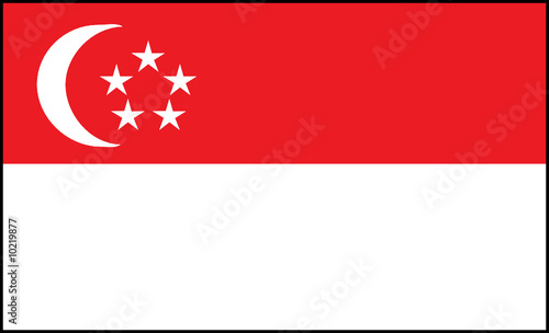 Fototapeta Singapour obraz