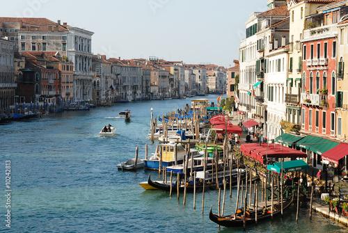 Fototapety, obrazy: grand canal à venise