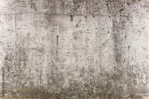 Photo Eine graue Mauer aus Beton für Hintergrund