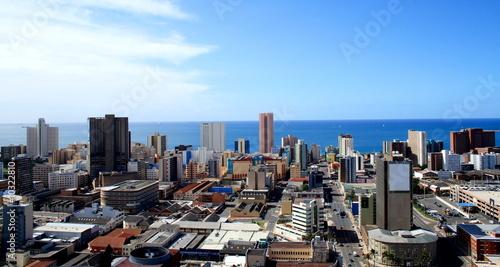 Poster Afrique du Sud city