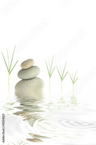 Fototapety, obrazy: Zen Tranquility