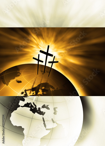 The creation is saved by the Lord Jesus Christ #10380284