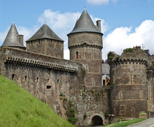 Fougeres Fortress