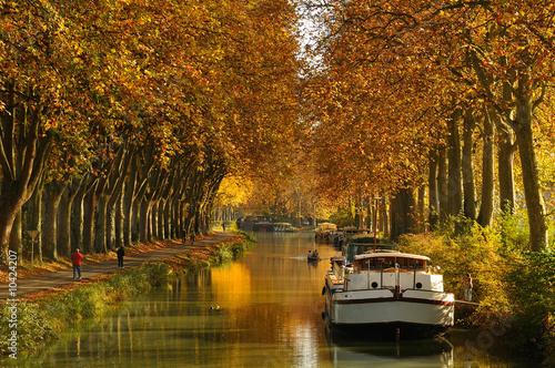 Fotografija canal du midi