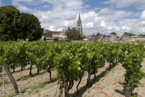 Fotografia St. Emilion, Frankreich