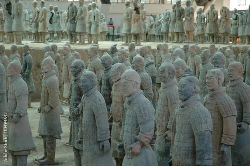 Foto op Plexiglas Xian Soldatenarmee Xian China