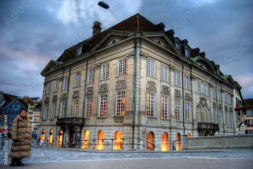 Fotografie, Obraz  Zürich