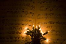 Christmas Music Scene