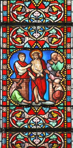 Obraz na płótnie Jesus Christ Judgment