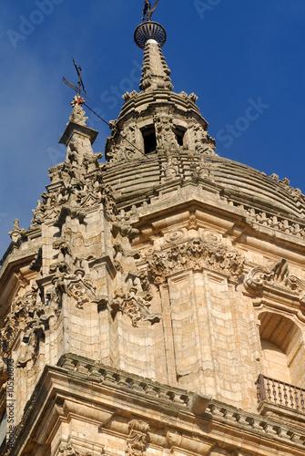 Palerme Detalle de la catedral de Salamanca
