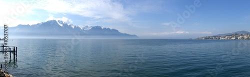 Foto Alpes depuis Montreux