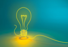 Wire Light Bulb