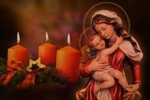 Mutter Gottes Mit Jesuskind